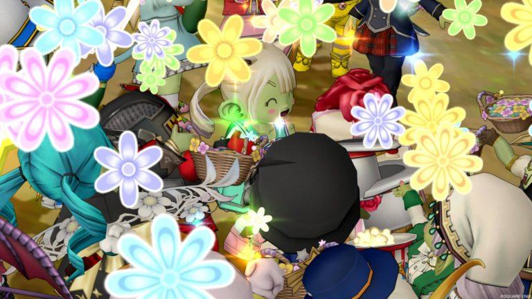 この日はぽぽちちゃんのお誕生パーティーも開催☆