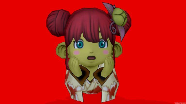 ふだんのわたしは赤毛おだんごあっかりん☆