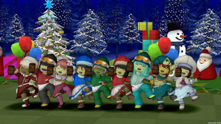 クリスマスといえばみんなでカンパイ☆